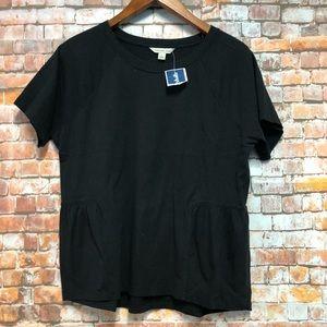 CALVIN KLEIN Women's T-Shirt sz L NEW # N285